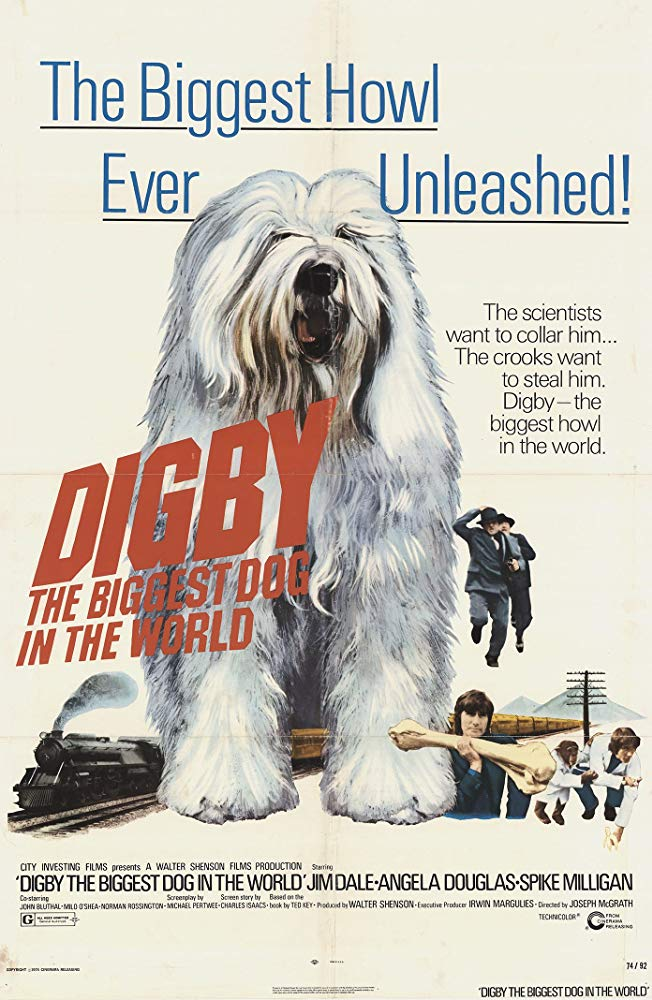 Digby: The Biggest Dog In The World