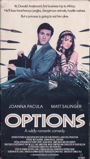 Options - The Unknown Movies