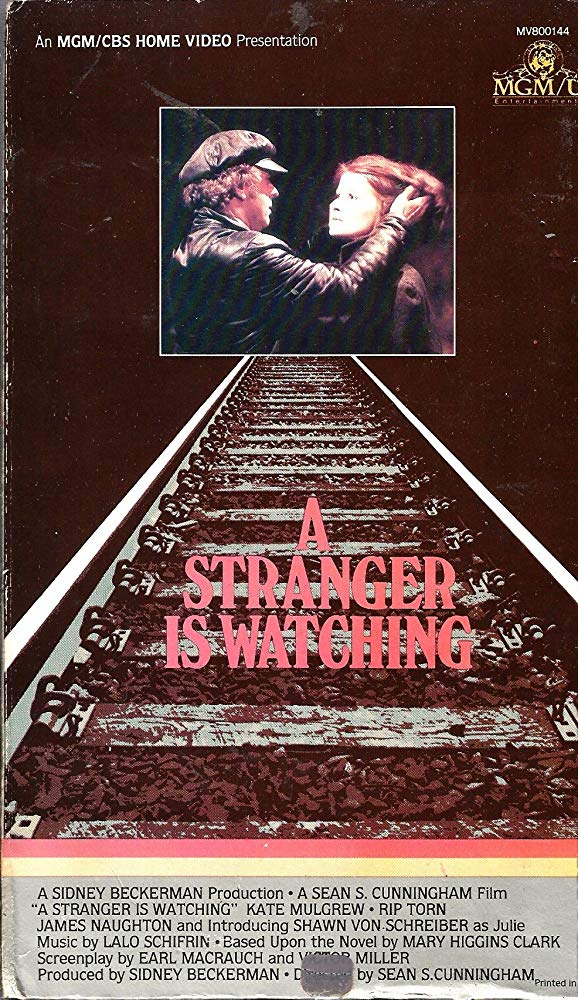 A Stranger Is Watching